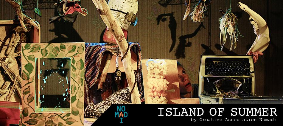 """Nomadi """"ISLAND OF SUMMER"""""""