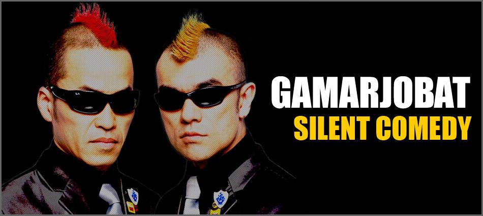 """Gamarjobat """"Silent Comedy"""""""