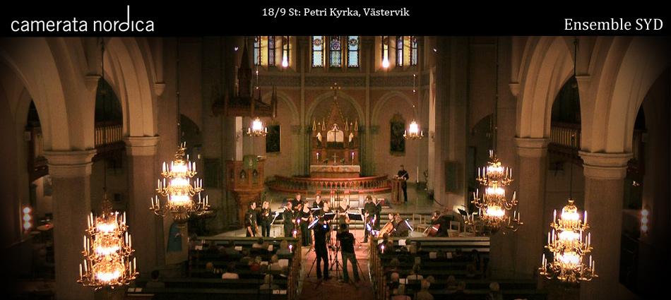 Camerata Nordica & Ensemble SYD