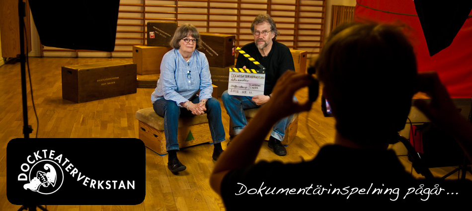 Dockteaterverkstan i Osby – Dokumentärfilm