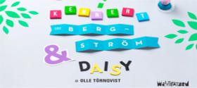 """Månteatern """"Kennert, Fru Bergström och Daisy"""""""
