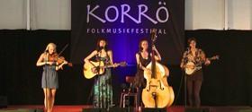 Musik i Syd – Korrö Folkmusikfestival 2014