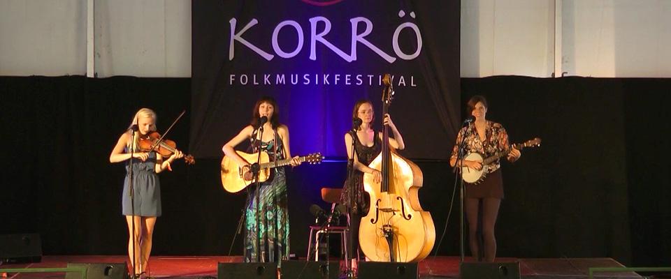 Korrö Folkmusikfestival 2014