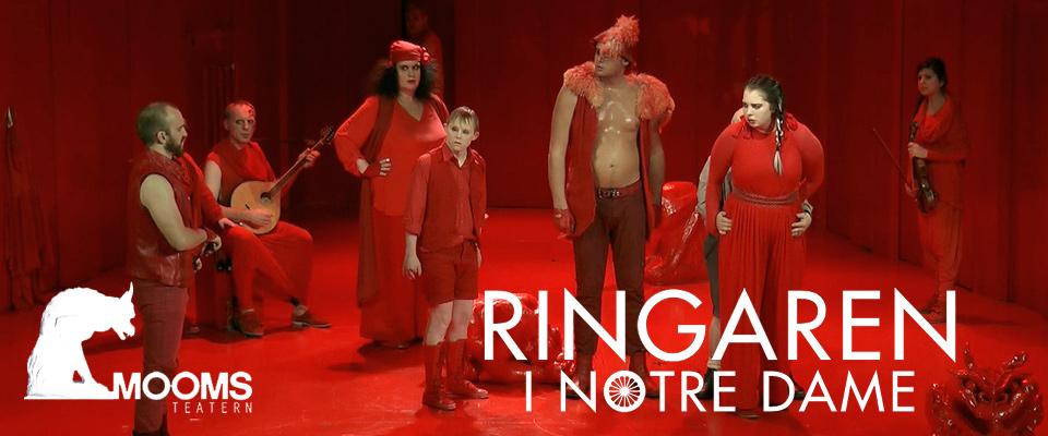 """Moomsteatern """"Ringaren i Notre Dame"""""""