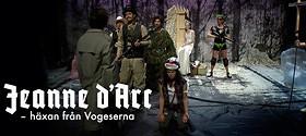 """Teaterhögskolan i Malmö """"Jeanne d'Arc"""""""